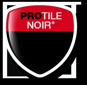 PROTECFINA Protile Noir Boite de 100 Gants Jetables Alimentaires Nitrile non poudr/és
